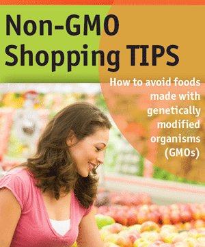 Non-GMO Shopping Tips